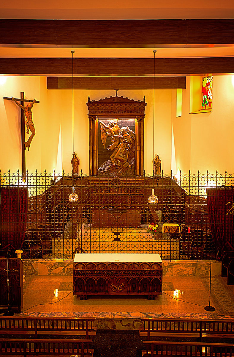 Interior del Monasterio de la Purísima Concepción (Clarisas)