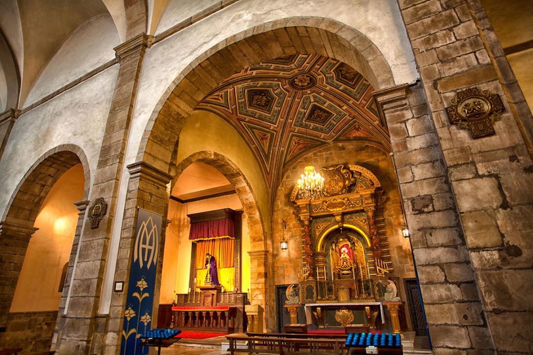 Capilla de Nuestra Señora del Portal de Belén, en la Iglesia Parroquial