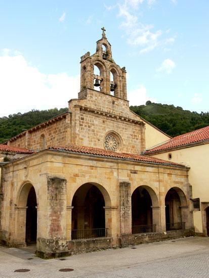 Santa María de Valdediós
