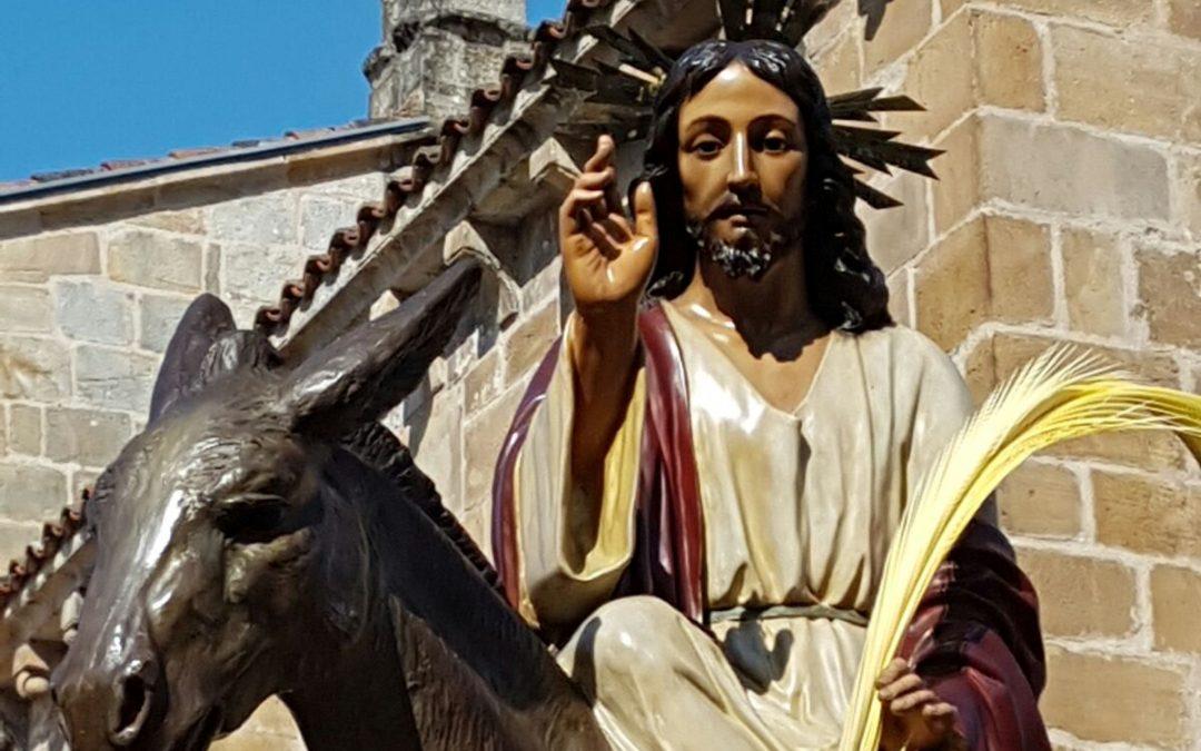 Bendición de Domingo de Ramos