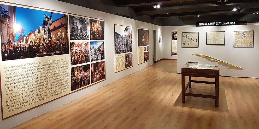 Inaugurada la Exposición  del 350 Aniversario de la Cofradía