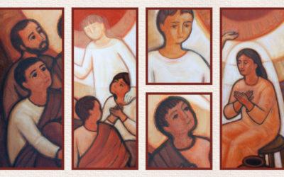 Tríptico de la Natividad en el Museo de la Semana Santa