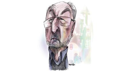 La figura de Maximino Cerezo: El pincel de los pobres